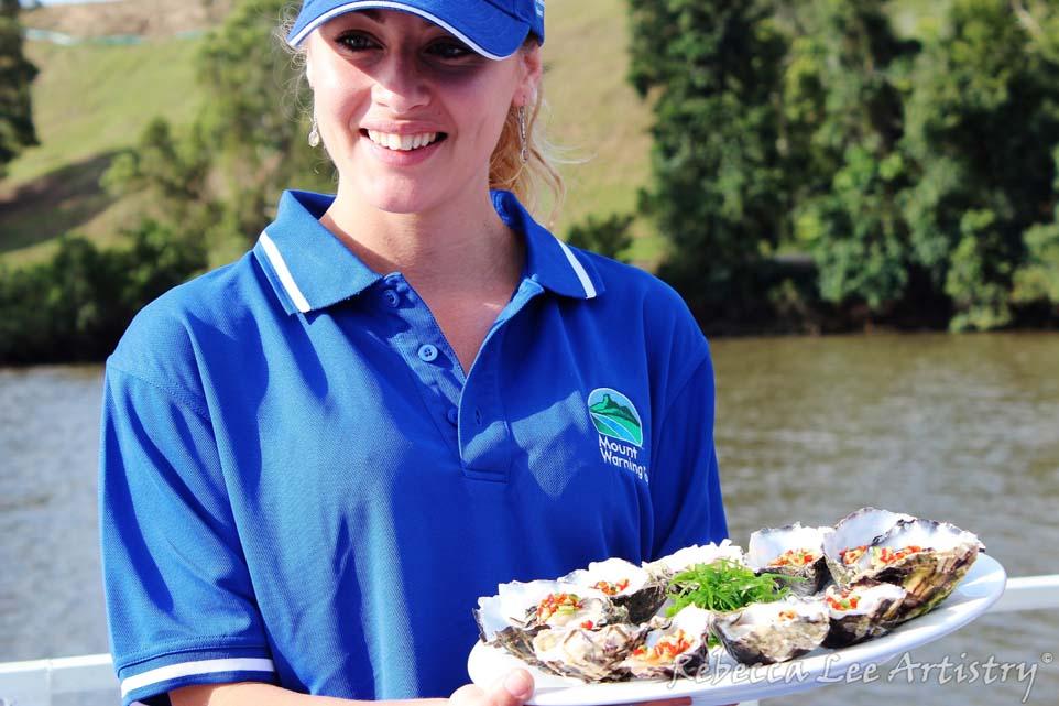 Mount Warning Seafood River Cruise