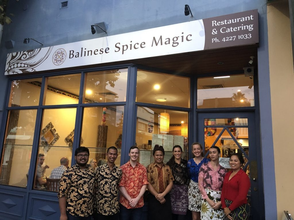 Balinese Spice Magic Wollongong