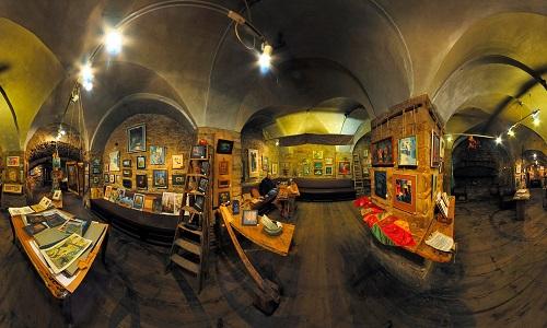 art gallery in tallinn