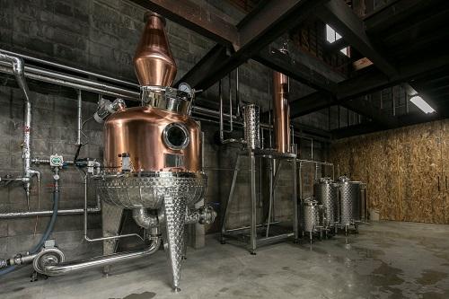 Benizakura Distillery Sapporo Japan