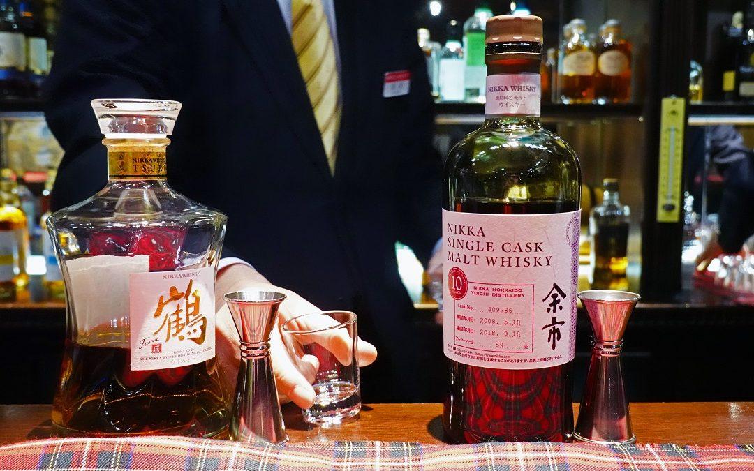 3 Best Distilleries in Hokkaido Japan