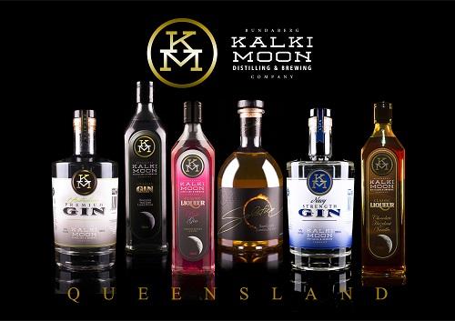 Bundaberg Kalki Moon Distilling & Brewing Product Range
