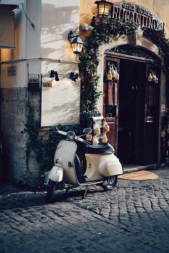 Restaurants in Trastevere