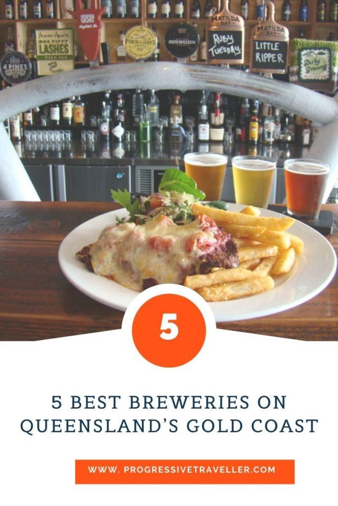 5 Best Breweries on Queensland's Gold Coast