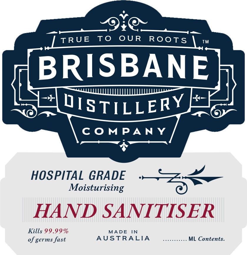 hand sanitising products
