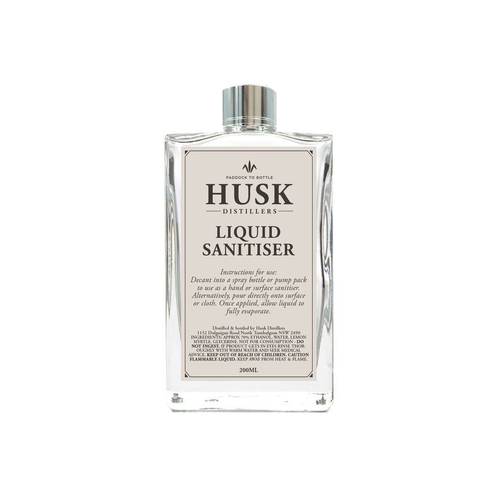Husk Liquid Sanitiser