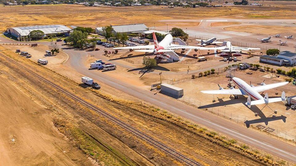 Longreach Outback Travellers Guide