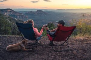 Dog-friendly camping parks NSW