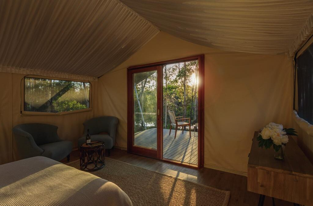 The 5 Top Queensland Glamping Sites in 2020