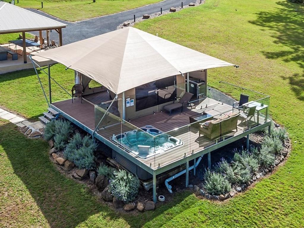 Queensland Glamping
