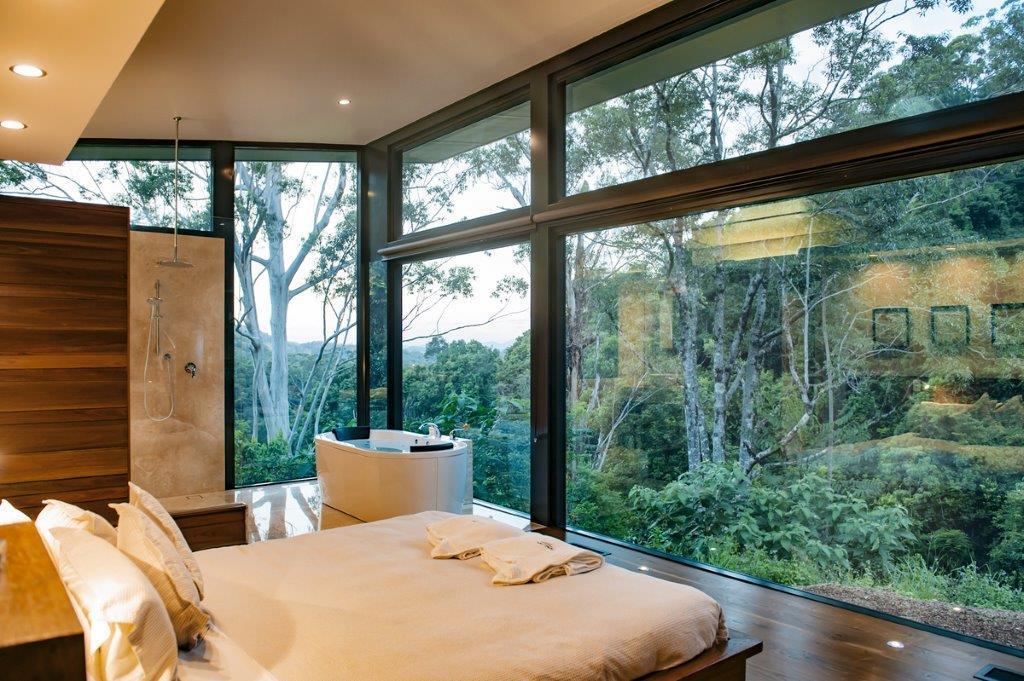 Tweed Valley Crystal Creek Rainforest Retreat